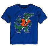 NCAA Florida Gators Toddler Standing Mascot Tee, 3T, Royal