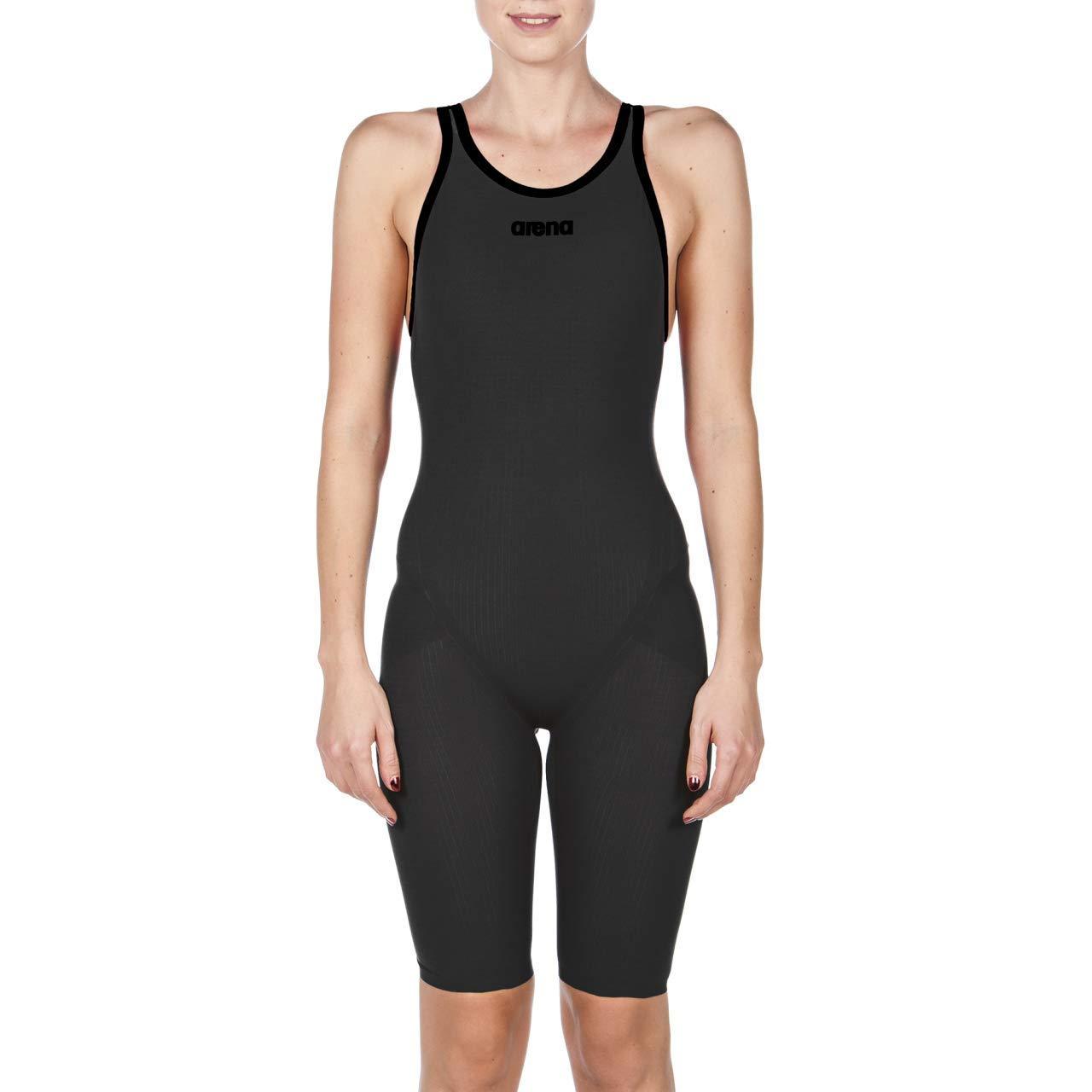 Image of ARENA Women's Powerskin Carbon Flex Vx Fbsl Open Back Racing Swimsuit Bodysuits