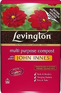 Garden Compost All Purpose Compost Plants Levington Multi Purpose Compost 50L
