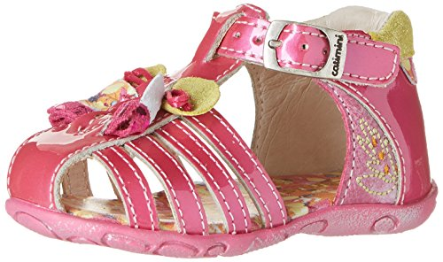 Catimini Cygne - Zapatos de primeros pasos Bebé-Niños Rosa - Rose (37 Vnv Fuchsia Dpf/Zabou)