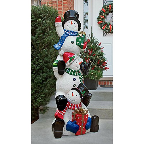 Outdoor Lighted Snowballs in US - 8