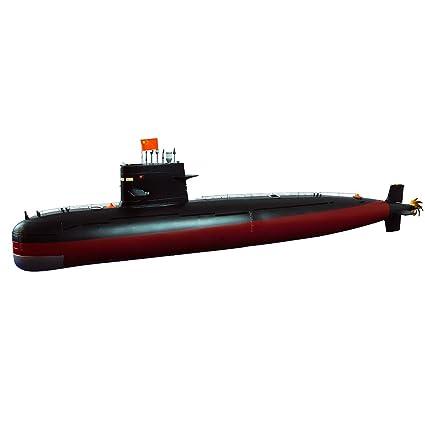Amazoncom Arkmodel 172 China Rc Submarine 039 Song Class Kit And