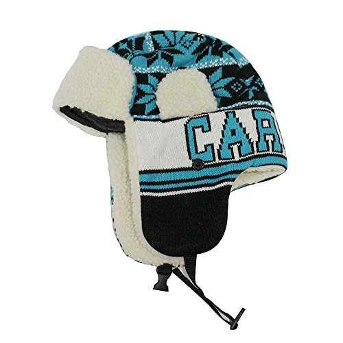 Carolina City Team Cap Hats Beanie Snapback - Knit Cap Trapper Team
