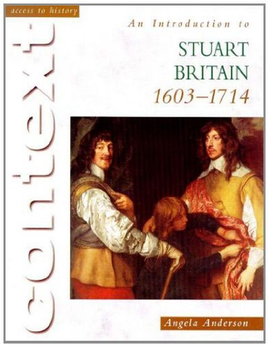 A Bibliography of British History Stuart Period 16031714