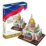"CubicFun 3D Puzzle ""Saint Isaac's Cathedral - Saint Petersburg"""