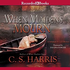 When Maidens Mourn Audiobook