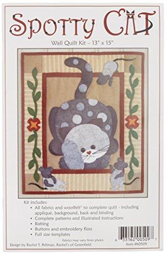 Applique Quilt Kits - Rachel's Of Greenfield WellRest 38533827030 Warming Travel Neck Pillow, Camel