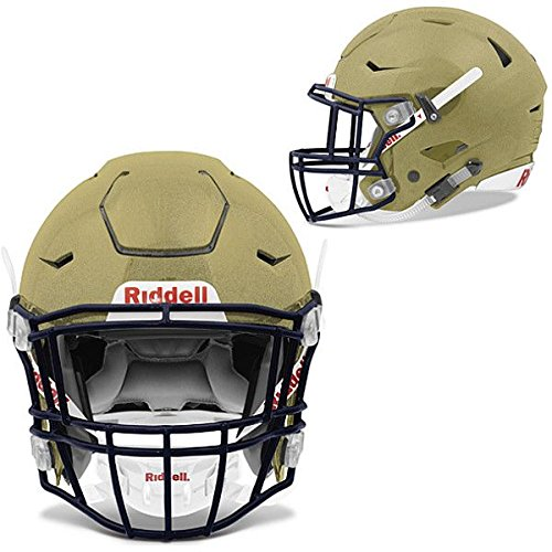 Riddell Youth SpeedFlex Painted Custom Football Helmet (Football Helmets Youth Revo Speed)