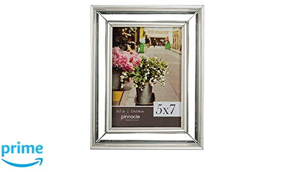 Clear Pinnacle Frames and Accents 15FP1777 Mirrored Slant Frame