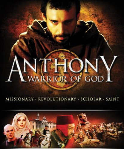 Anthony Warrior of God by XENON