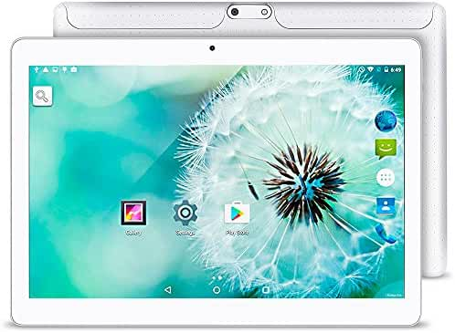 10.1 inch Android 5.1 Tablet Dual SIM Card Cell phone Tablet PC 2G/ 3G/ Wifi 1GB+16GB MTK 6580 Quad-Core IPS 800x1280 Touch Screen With Bluetooth 4.0