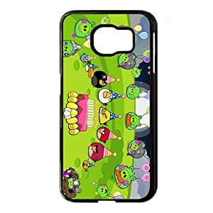 Cool-Benz Angry birds space Phone case for Samsung galaxy s 6