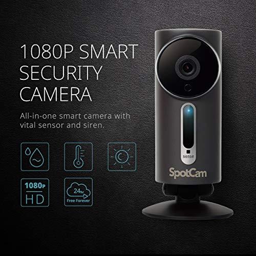 Spotcam Sense Pro Outdoor 1080p Fhd Wireless Ip