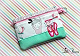 Ballernina Bag, Toiletry Bag, Cosmetic Bag