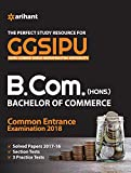 GGSIPU B.Com Hons Guide 2018