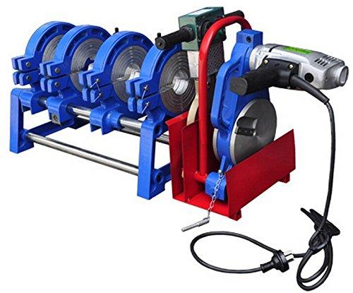 110V four clamps manual PE/PP/PB/PVDF/HDPE Pipe Butt Fusion Welding Machine Welder