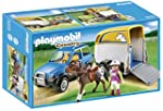 Playmobil 5223 Country Vets SUV with...