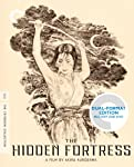 Cover Image for 'The Hidden Fortress (Criterion Collection) (Blu-ray/DVD)'
