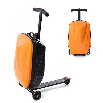 20 Aduanas Reisekoffer Scooter Roller Trolley Handgepäck ...