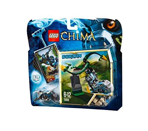 LEGO Legends of Chima - Speedorz Curling, Juego de construcción (70108)