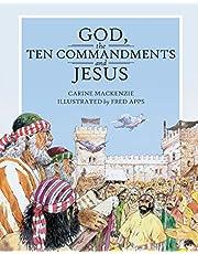 God, the Ten Commandments and Jesus