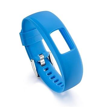 VNEIRW_Electronics Correa de reloj para Garmin Vivofit 4, VNEIRW Hombre Mujer Moda Deportes Silicona Reloj