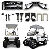 Golf Cart Lift Kit 6 A-Arm fits Club Car DS Golf Carts by Madjax by Madjax