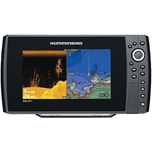 Humminbird 409930-1 Helix 9 DI GPS Fishfinder Review