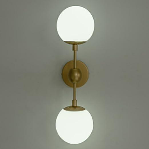 Amazon.com: Maso hogar ms-62082 doble luz Hierro Retro ...