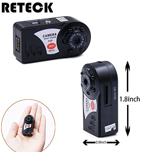 Review RETECK Q7 WiFi Wireless