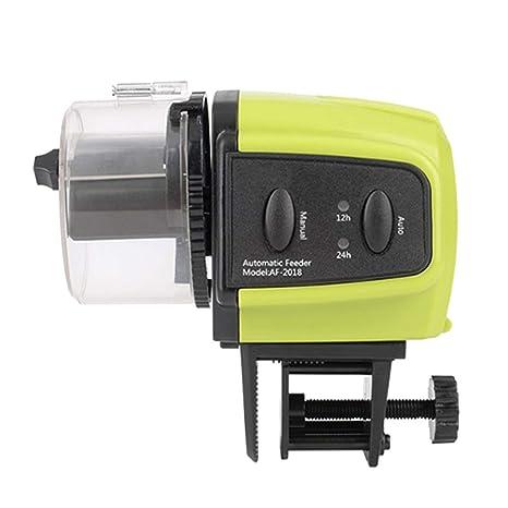 iodvfs - Depósito de alimentación Digital automático para Acuario o pecera, para Tortuga camarón