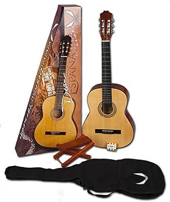 Dean Guitars ESPANA CLASSICAL GUITAR PKG