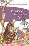 Ruysbroeck l'admirable par Rocquet