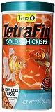 TetraFin Goldfish Crisps Clear Water Advanced Formula, 7.76-Ounce