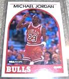 1989 NBA Hoops Michael Jordan # 200 NBA Basketball