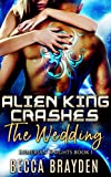 Alien King Crashes the Wedding (Lumerian Knights Book 1)