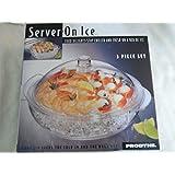 Prodyne Server On IceTray, 3-Piece Set