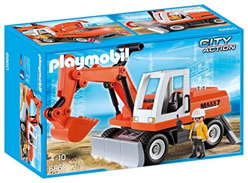 Playmobil Excavator - 2