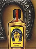 MAGAZINE PRINT AD For Herradura Tequila: Good Fortune Awaits 2 Page