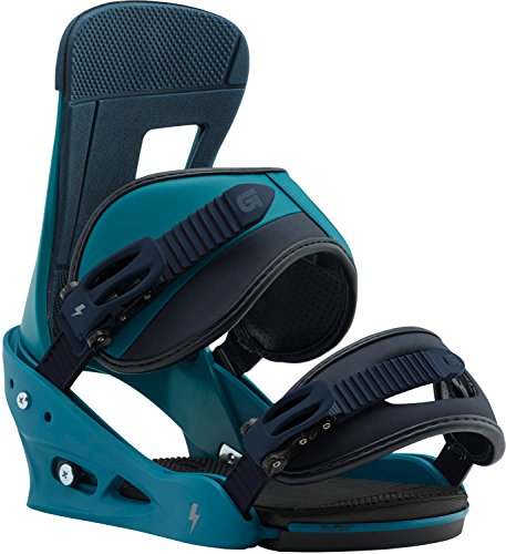 Burton Freestyle Snowboard Bindings Mens Sz L (10+)