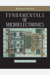 Fundamentals of Microelectronics by Behzad Razavi (2006-05-19) Paperback