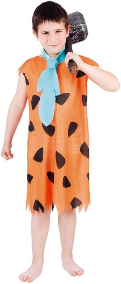 Fyasa 705972-T03 - Disfraz de niño de Cueva para 10 a 12 años ...