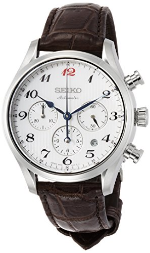 SEIKO (PRESAGE) ''Prestige line mechanical chronograph'' SARK011 men's(Japan Import-No Warranty) by SEIKO