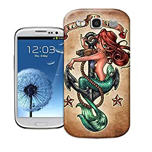 Tianhao Waterproof Exquisite magical pattern LOST AT SEA for shockproof samsung galaxy s3 back cases best protection