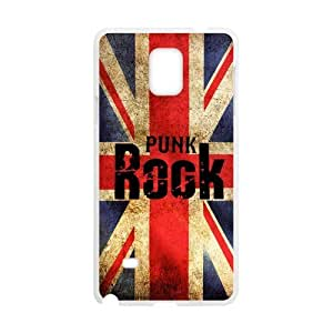 Canting_Good Punk Rock Custom Case for SamSung Galaxy Note4 (Laser Technology)