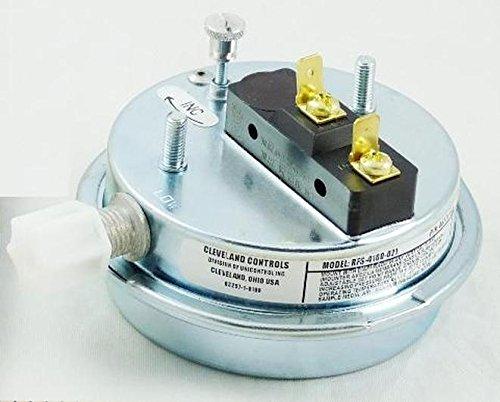 Field Controls 46273100 Air Pressure Switch For CAS-3, CA...