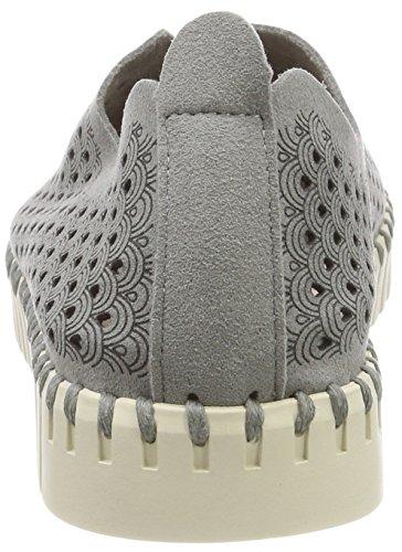 Ilse Jacobsen Damer Sneaker Flad, Tulip3275 Grå (grå-grøn (kaki))
