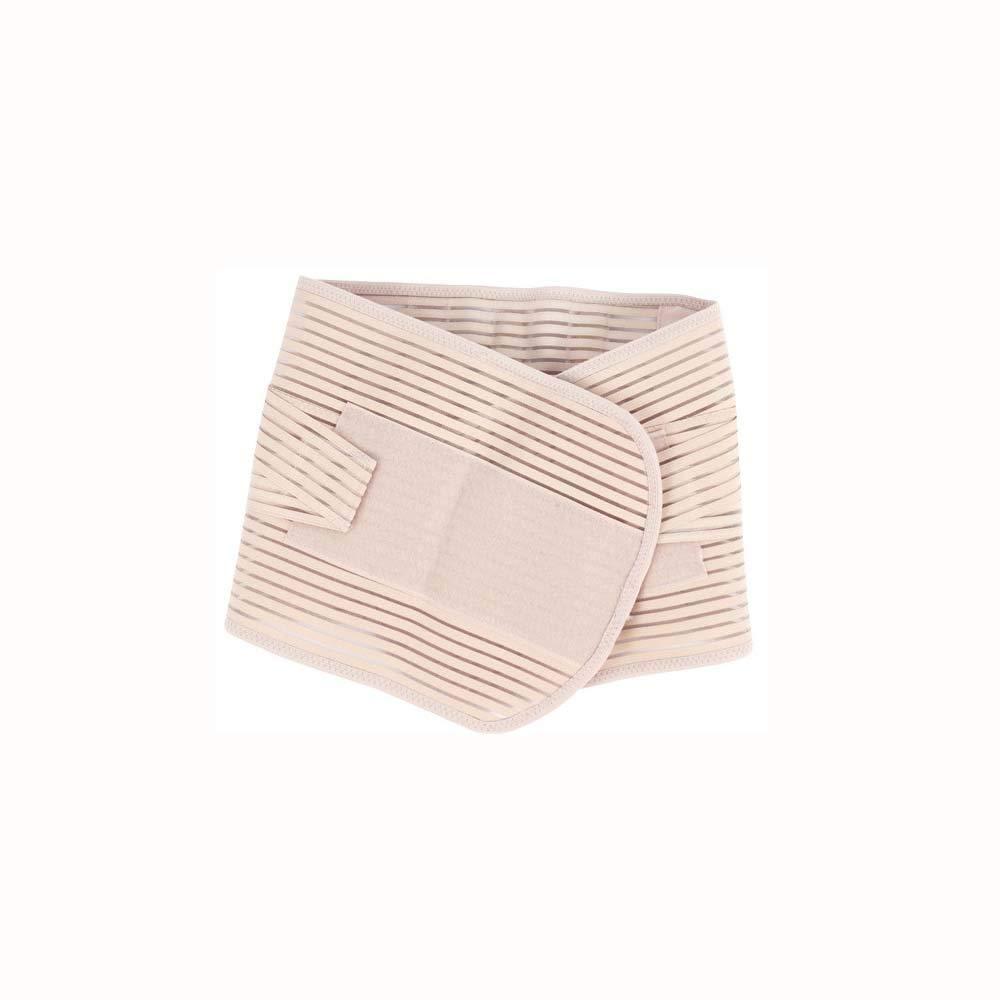 HUIFANG Männer Und Frauen Hautfarbe Atmungsaktivem Sportgurt Komfort Stahlgürtel Stützgürtel Trainings-Massage-Gürtel