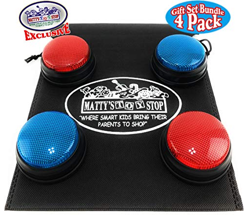 Matty/'s Toy Stop Lights /& Sounds Electronic 3 Mode Red /& Blue Game Answer...