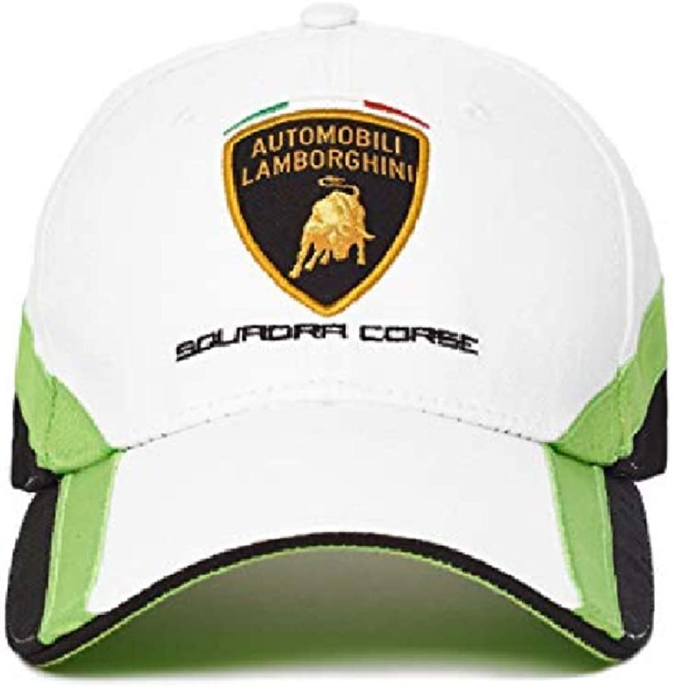 Lamborghini Automobili Ufficiale Cappellino Squadra Corse Bambino